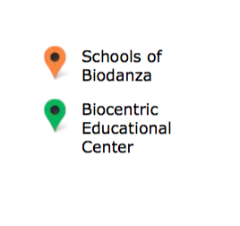 legend map school biodanza