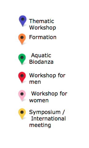 legend map workshop biodanza