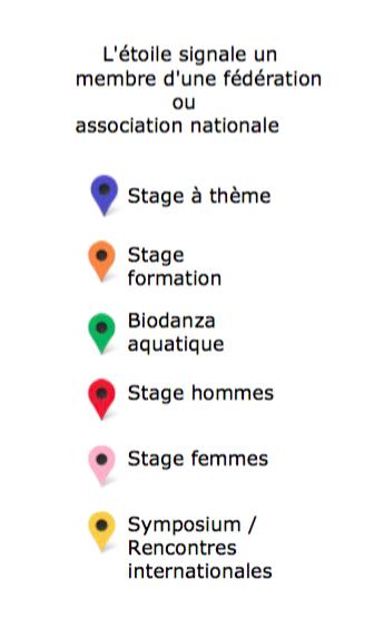 biodanza stage